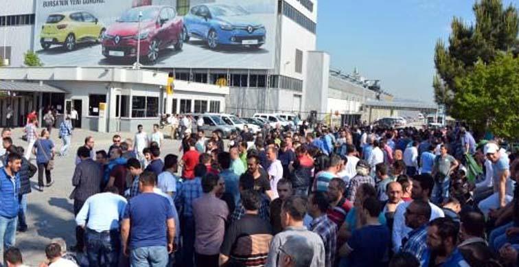 Renault'ta işçilerle anlaşma sağlandı