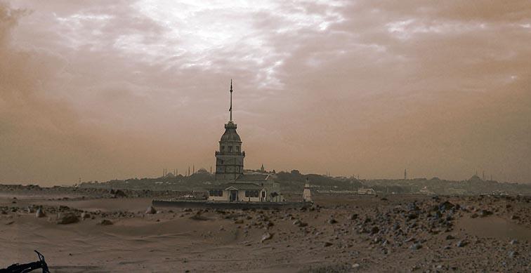 İklim değişikliği ve acayip kentler – Menekşe Kızıldere