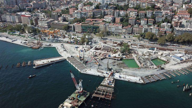 Madde madde Martı Projesi'yle Kabataş talanı – Politeknik