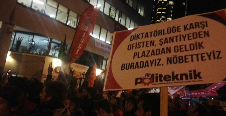 HDP milletvekillerinin ardından Cumhuriyet Gazetesi yazarlarına tutuklama