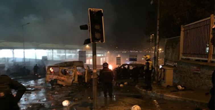 Beşiktaş'ta çifte bombalı saldırı: En az 44 ölü, 155 yaralı