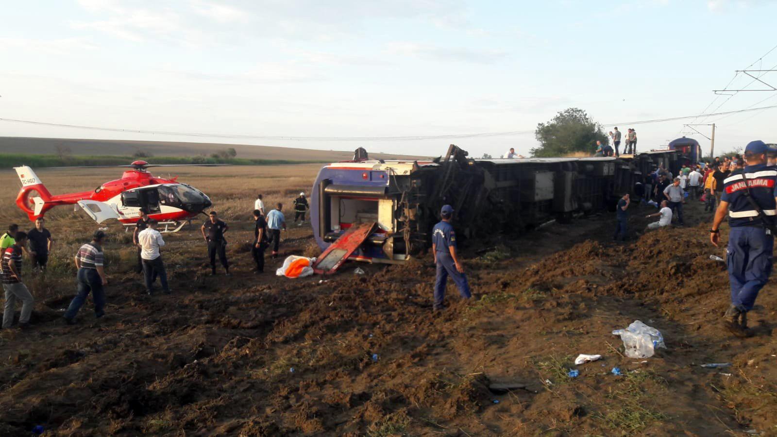 Çorlu Tren katliamı soruşturması: Ulaştırma Bakanlığı ve TCDD'ye takipsizlik