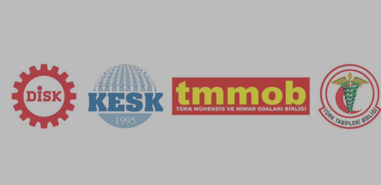 """Emek ve meslek örgütleri: """"YSK, AKP ve MHP'nin noterine dönüştü"""""""