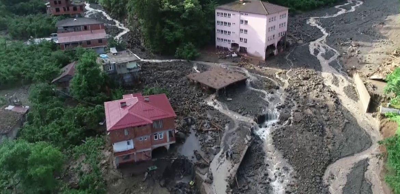 Felakete dönüşen Trabzon Araklı taşkını neden yaşandı? – Politeknik