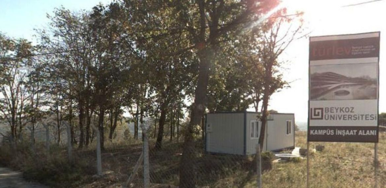 Beykoz'da orman kıyımı yapacak plana yürütmeyi durdurma
