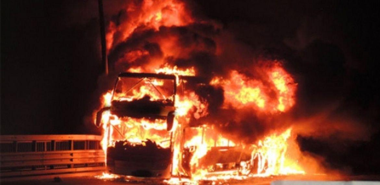 Otobüs kendiliğinden yanar mı? – K. Efe Ersöz