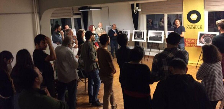 Beyaz Baretin Kadrajı 2. Fotoğraf Sergisi İstanbul'da açıldı