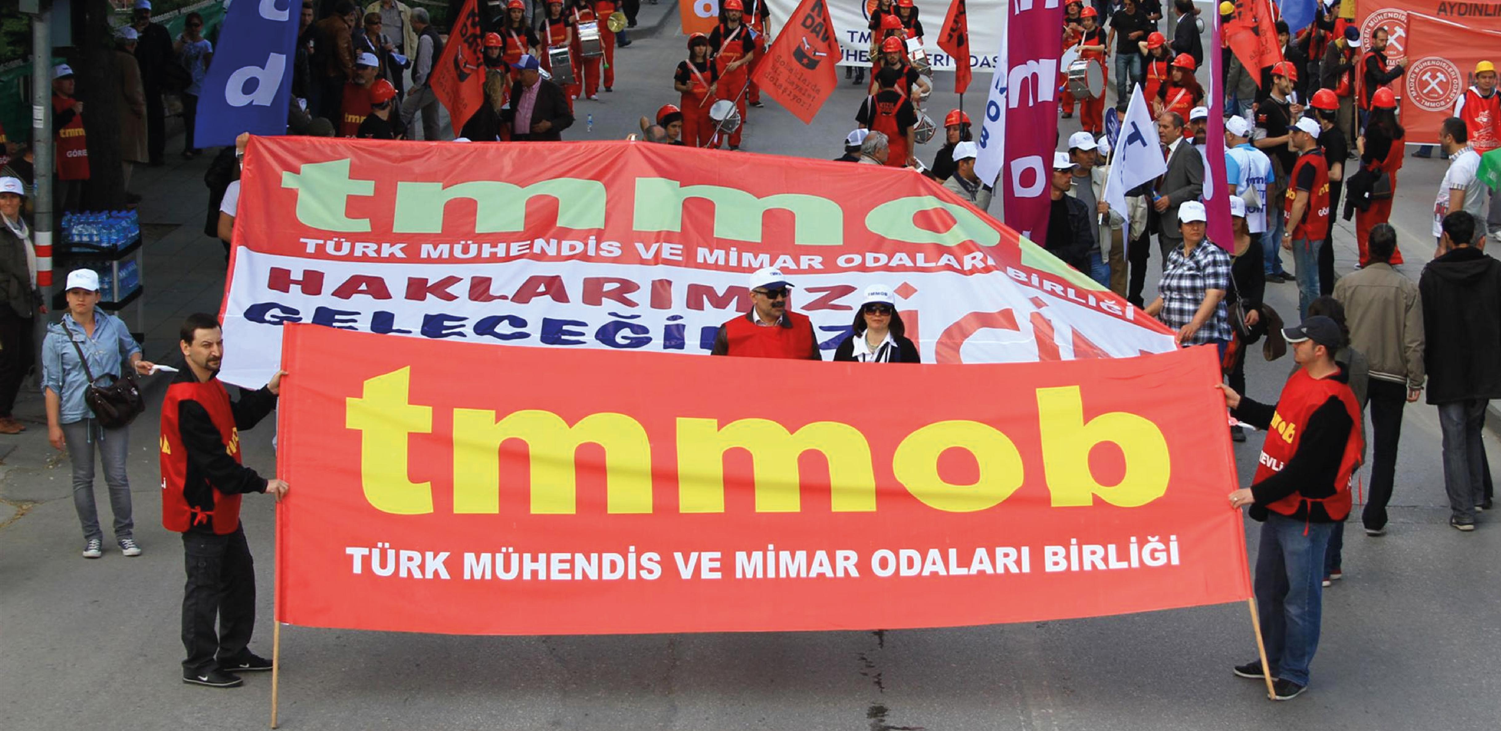 TMMOB 46. dönem genel kurulu süreci şube seçimleriyle başladı