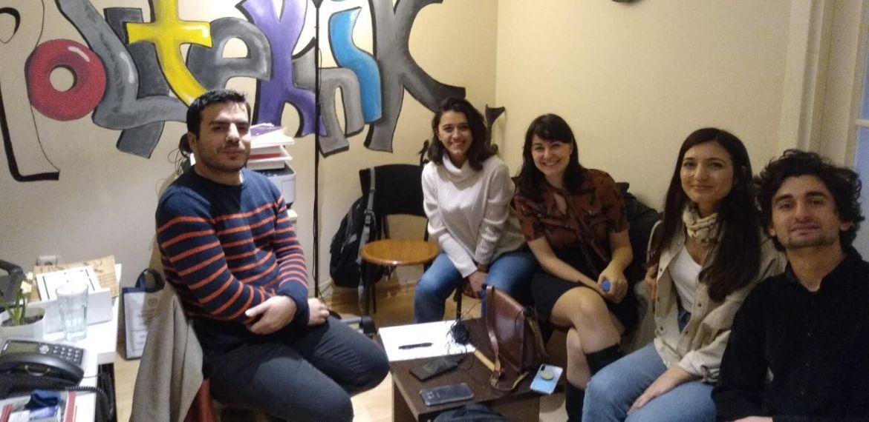 Mimarlıkta Dayanışmacı Taban Hareketi ile oda genel kurulu üzerine – Röportaj
