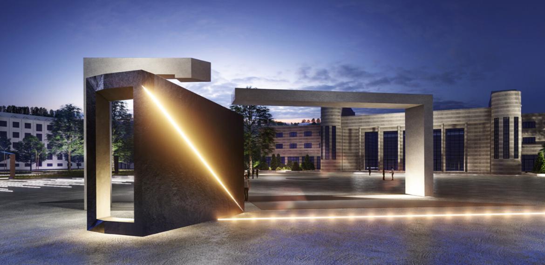 10 Ekim Anıt Meydan Tasarım Yarışması sonuçlandı, Politeknik de tasarımıyla yer aldı
