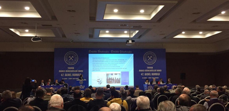 Maden mühendislerinin 47. Genel Kurulu tamamlandı: Gençler ve kadınların tartışmaları öne çıktı