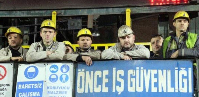 Maden Mühendisleri Odası: 'Madencilerin sağlığı için üretimler durdurulsun!'