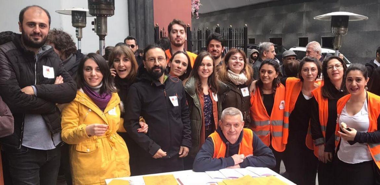 TMMOB Mimarlar Odası İstanbul BK Şubesi 46. Dönem Seçimi Değerlendirmesi – MDTH