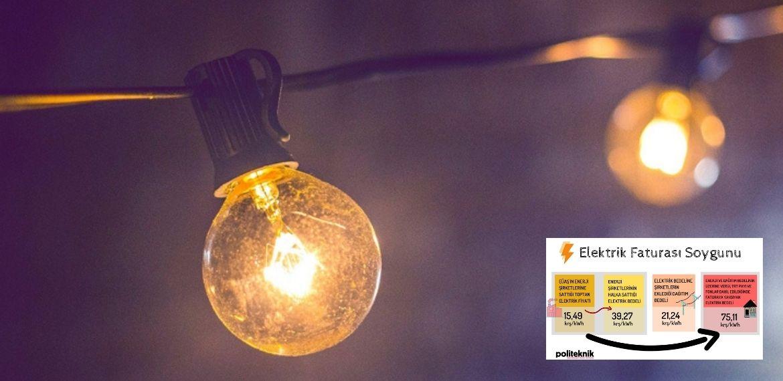 Elektrikte soygunu artıran bir zam daha: 15 kuruşluk enerji bedeli faturalarda 75 oluyor! – Politeknik