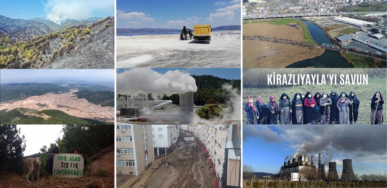 Türkiye'de 2020'nin ekolojik yıkım özeti