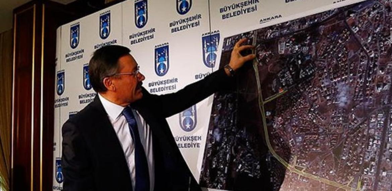 Gökçek'in yağma planına engel: Ankara'nın çevre düzeni planı iptal edildi