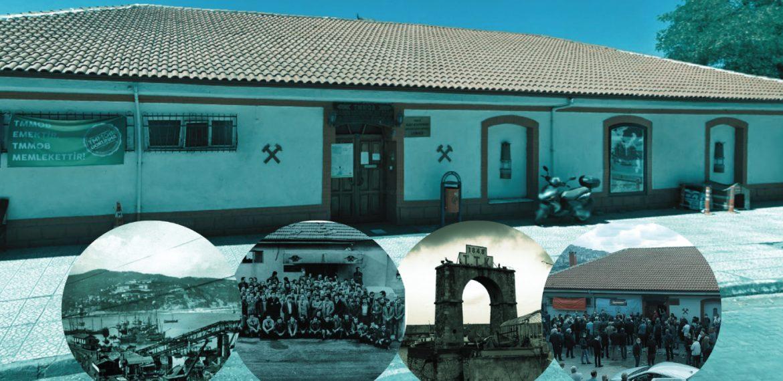 Zonguldak madencilik ve kent kültürü hafızasına, #OdamaDokunma! – Mehmet Makar